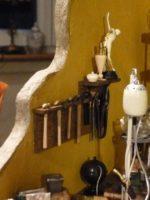 Кукольная миниатюра «Ювелир»