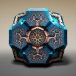 Использование фрактальных узоров для дизайна